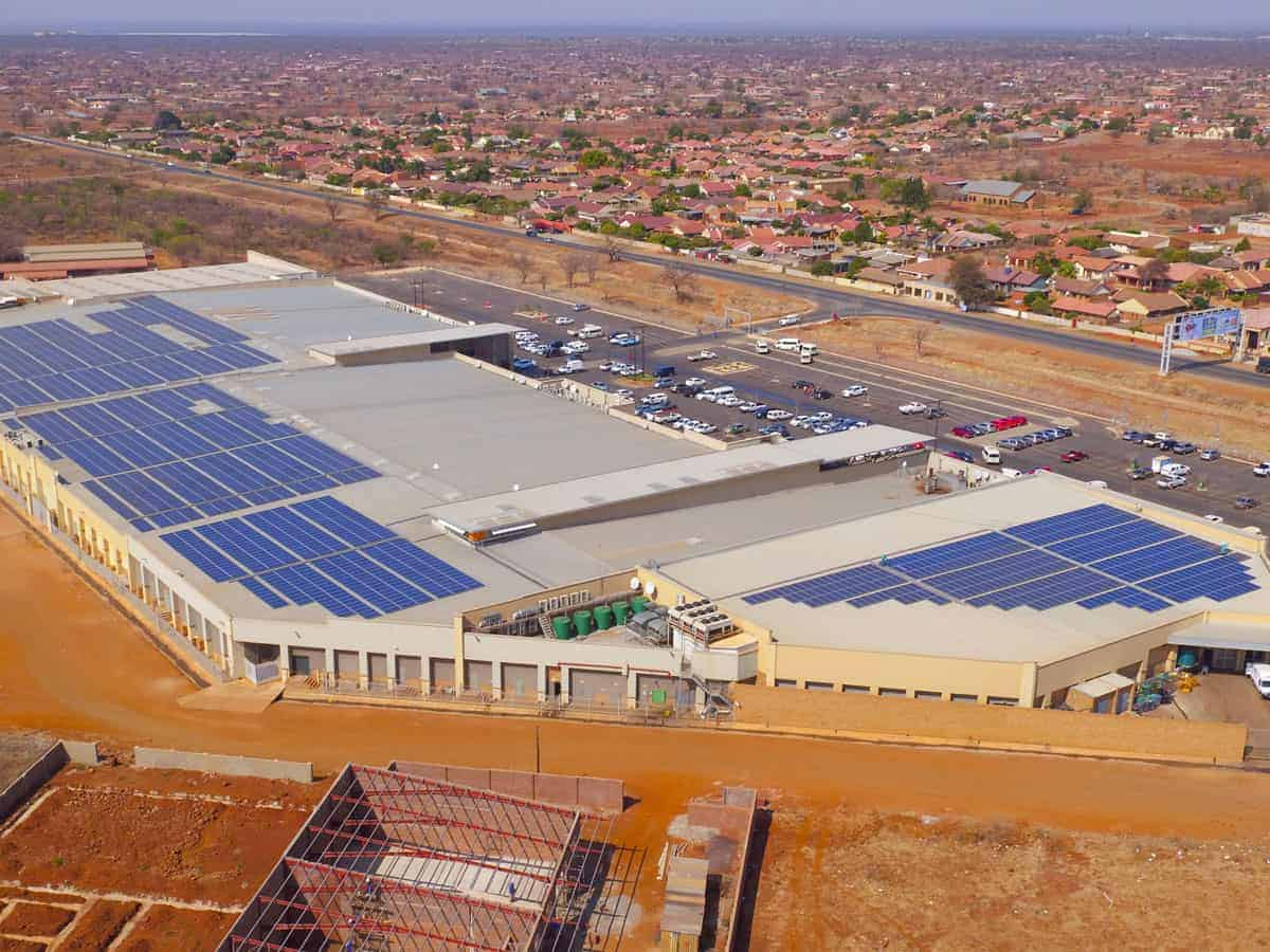 Rooftop Solar Africa