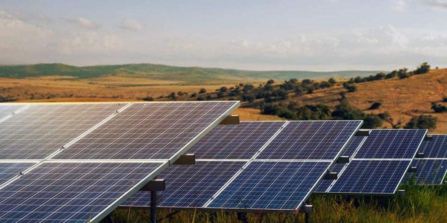 Batteries for solar in Kenya