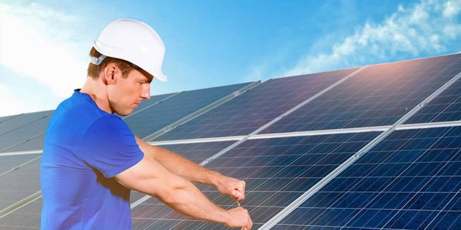 How to connect solar panels the basics