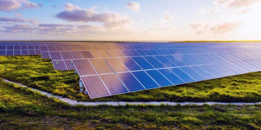Solar-panels-on-the-ground-solar-farm-min