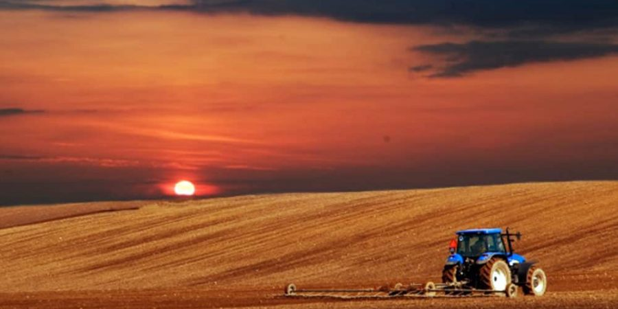 tractor-plowing